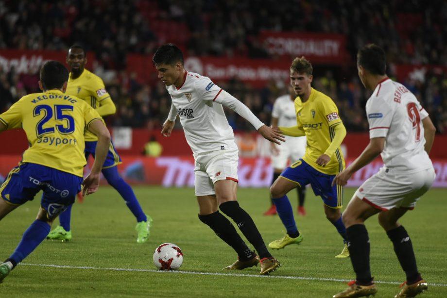 Cadiz CF vs Sevilla
